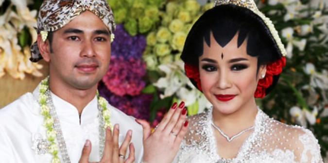 Koleksi Foto Lengkap Pernikahan Raffi dan Gigi - duakali.net