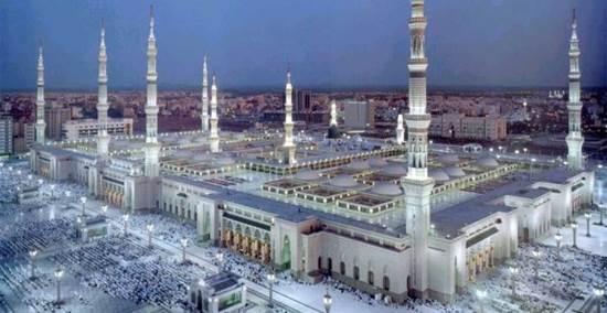 Fenomena Aneh Keramik Di Masjidil Haram Dingin 1