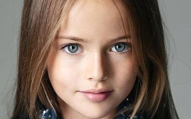 Photo of Kristina Pimenova Model Cantik yang Berumur 9 Tahun