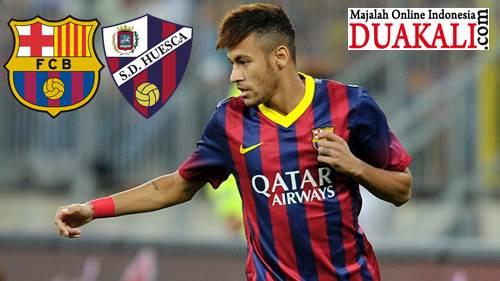 Prediksi Copa Del rey Barcelona vs Huesca