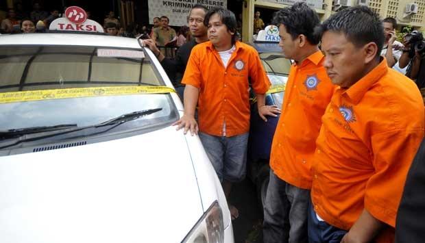 Karyawati di Kuningan jadi Korban Perampokan Bermodus Taksi