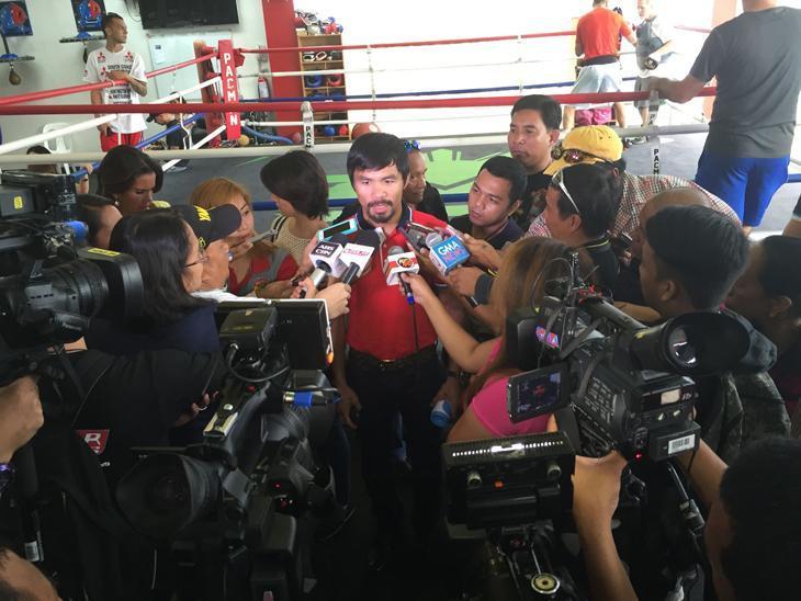 Manny Pacquiao Tertarik Menjadi Pegulat Profesional
