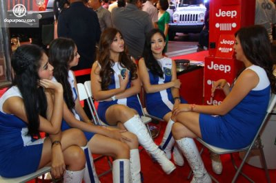 pesona cantik sales promotion girls
