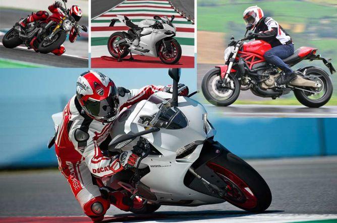 Ada Tiga Tipe Ducati Bakal Dirakit di Indonesia