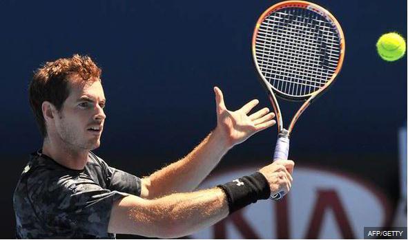 Andy Murray Bertekad Meraih Resolusi Tahun Barunya