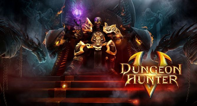 Cuplikan Terbaru Dungeon Hunter 5