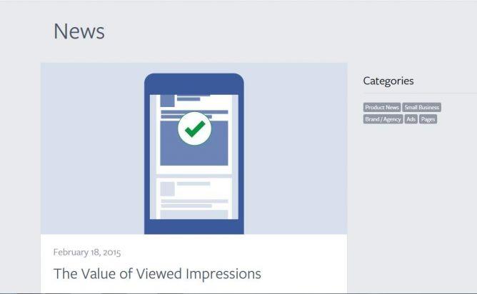 Facebook: Hanya Iklan yang Terlihat yang Harus Dibayar