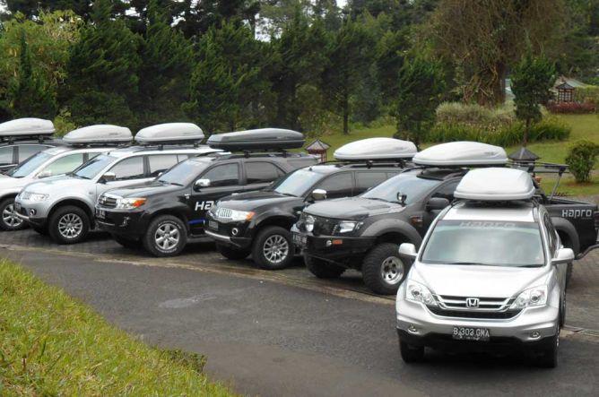 Hapro Indonesia Siap Ikut di Pameran Otomotif GIIAS 2015