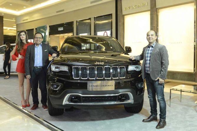 Jeep Cherokee Versi Irit, Mendarat di Indonesia