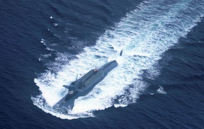 Jumlah Kapal Selam Tiongkok Melebihi AS