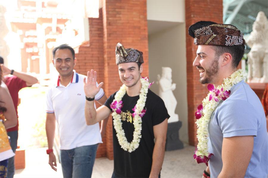 Pengalaman Rider Indonesia Bersama Bintang MotoGP Repsol Honda