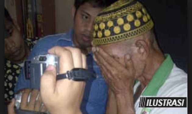 Gorontalo Heboh Kakek 81 Tahun Hamili Cucunya Sendiri