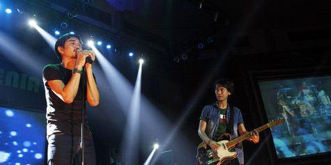 Konser Sheila On 7 di Bandung Dihentikan Polisi