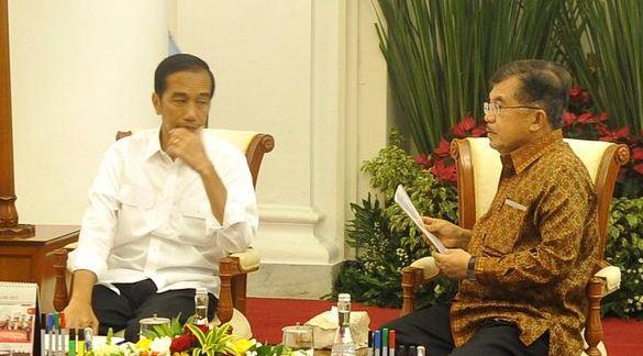 Presiden Jokowi Batalkan Pelantikan BG