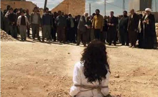 Photo of Wanita Suriah Ini Hidup Lagi Setelah Dihukum Rajam Sampai Mati