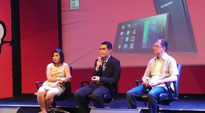 3 Tahun, Lenovo Langsung Raih Posisi 3 Besar Produsen Smartphone