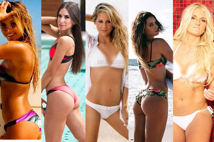 Photo of 5 Atlet Wanita Dunia yang Memiliki Tubuh Indah