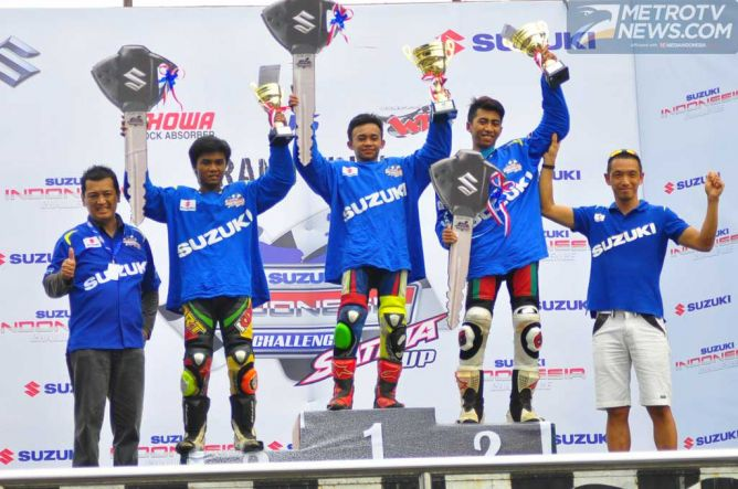 Photo of Adhi Chandra Double Win di Grand Final SIC 2015