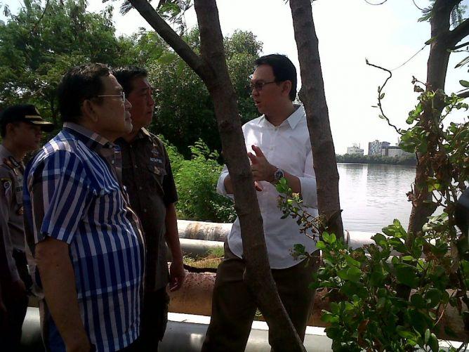 Ahok Bentuk Tim Hadapi Banding Swastanisasi Air