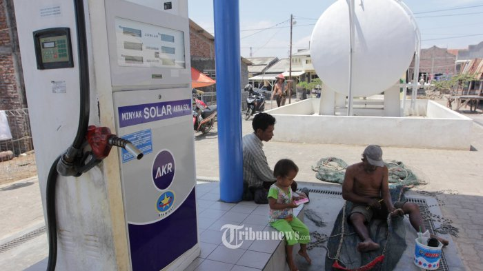 April, Kemungkinan Harga Solar Naik Rp 100 hingga Rp 200 per Liter