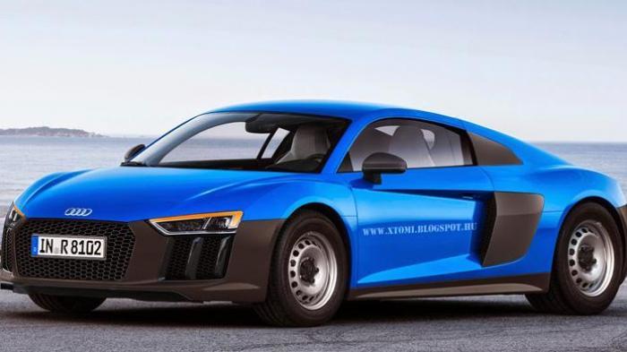 Audi R8 Pelek Kaleng Jadi Supercar Termurah