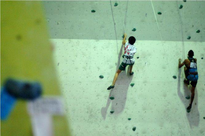 Bali Gelar Kejuaraan Panjat Tebing Junior