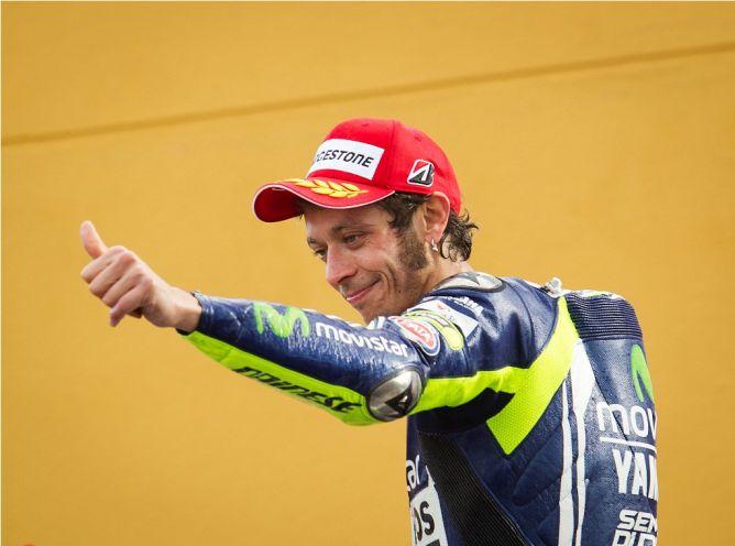 Berbekal Catatan Impresif Selama Pramusim, Rossi Tak Sabar Mulai Race
