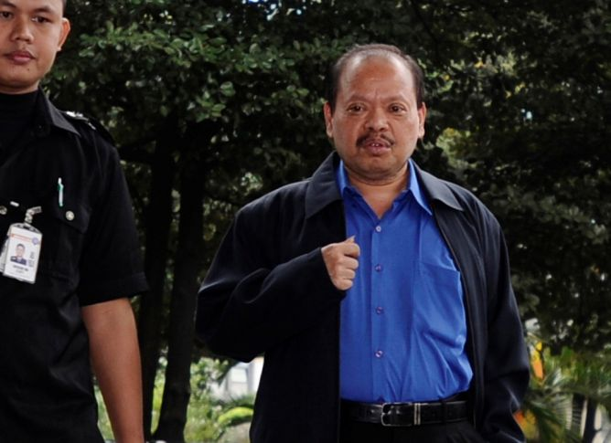 Berkas Perkara Sutan Bhatoegana Segera Dilimpahkan ke Pengadilan
