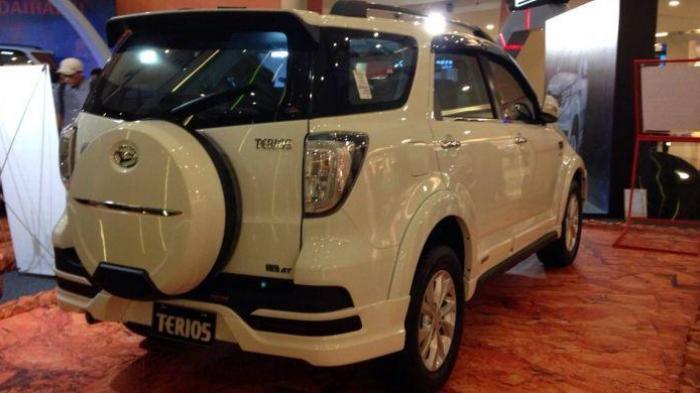 Photo of Daftar Ubahan pada Daihatsu Terios Facelift