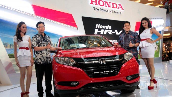 Dapatkan Honda HR-V versi Mugen Mesti Tambah Rp 53 Juta Lagi