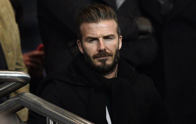 David Beckham Mau Tampil di Video Musik Noel Gallagher