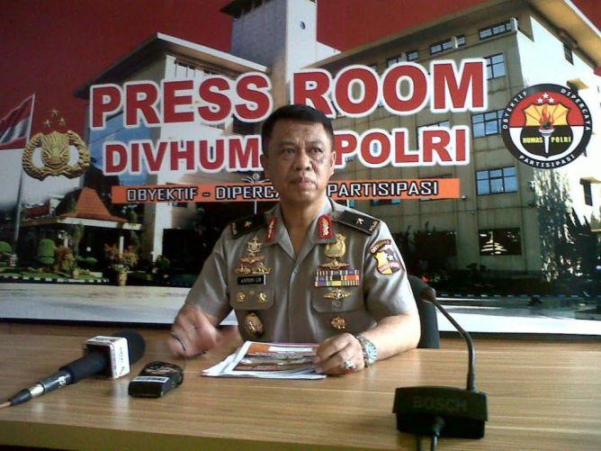 Densus 88 Tangkap Terduga ISIS di Malang