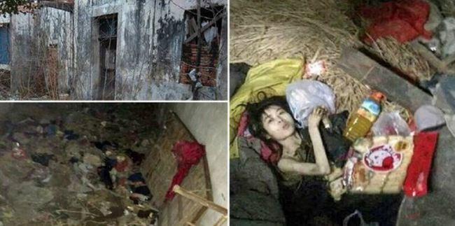 Dilarang Berpacaran, Gadis China Disekap Ortu di Gudang