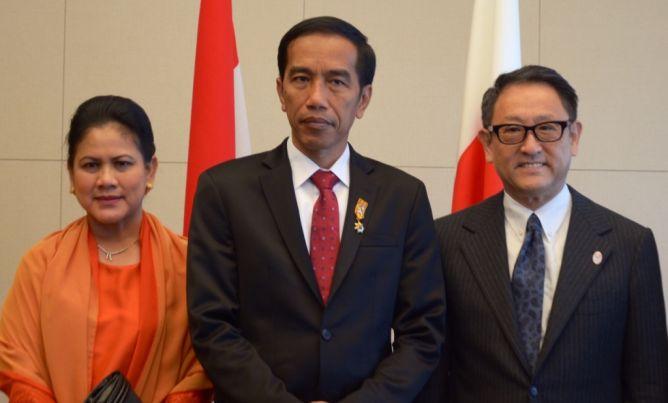 Disambangi Jokowi, Toyota Naikkan Ekspor 3x Lipat & Investasi Rp10 Triliun
