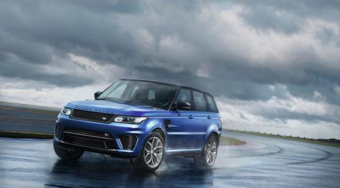 Divisi Performa Jaguar-Land Rover Bakal Punya Mobil Sendiri
