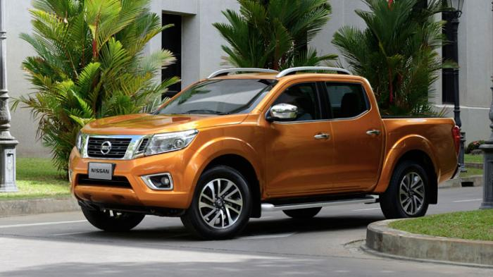 Double Cabin All New Nissan NP300 Navara Siap Dirilis April Ini