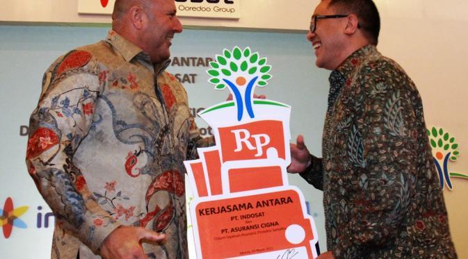 Duet Indosat-Cigna Hadirkan Proteksi Demam Berdarah