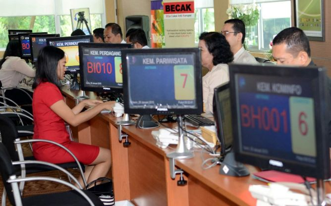 ESDM Klaim Jumlah Pengunjung di Front Office BKPM Terbanyak