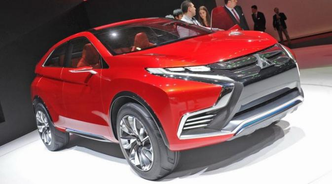 Photo of Embrio Suksesor Mitsubishi Outlander Unjuk Gigi di Swiss