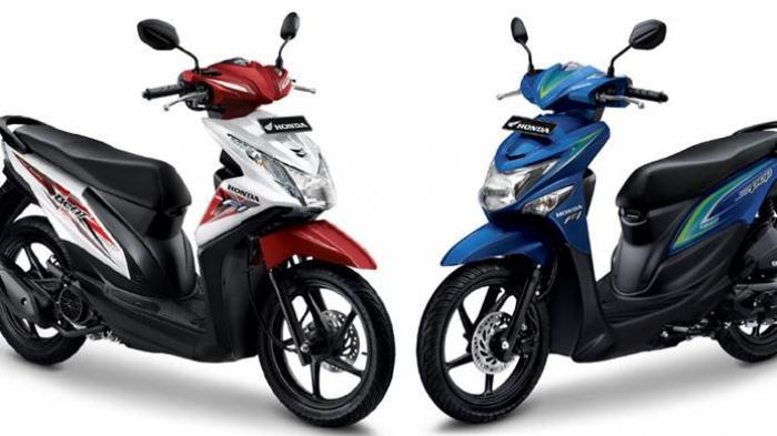 Honda BeAT Masih Merajai Pasar Skutik Indonesia