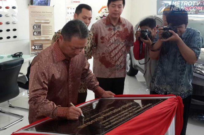 Honda Prospect Motor Rambah Jaringan Baru di Sukabumi