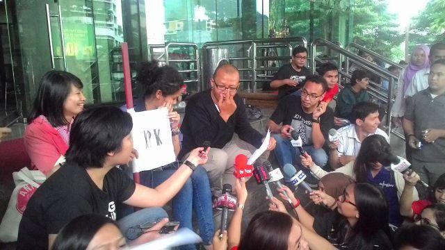 ICW Cemas Kejaksaan Kembalikan Kasus BG ke Polri