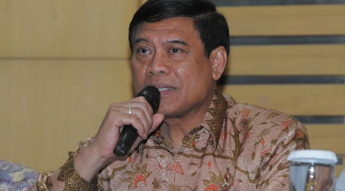ISIS Bentuk Cabang Melayu, Ini Reaksi Menteri Tedjo