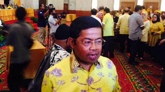 Idrus Marham Bantah Golkar Versi Munas Bali Siapkan Munaslub