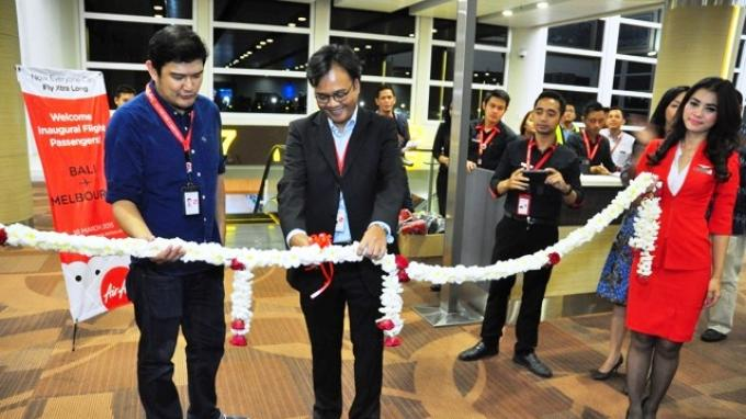 Indonesia AirAsia X Resmi Terbangi Rute Bali-Melbourne