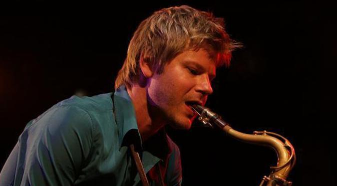 Ini Improvisasi Musik Magnus Lindgren di Bali Jazz Festival