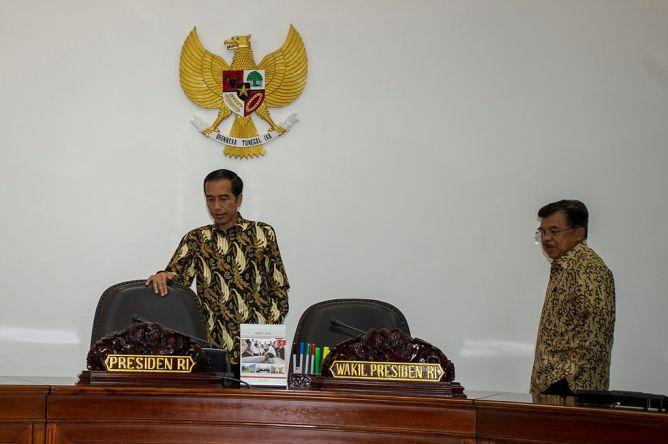 JK Harap Istana tak Libatkan Orang Luar untuk Urus Negara
