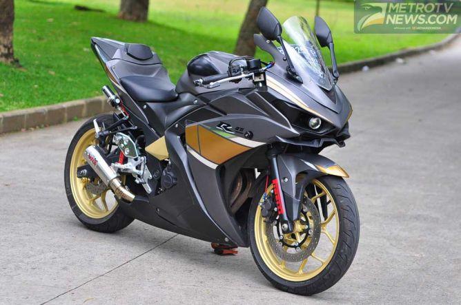 JV Custom Bike, Bikin Performa Yamaha R25 Mumpuni dan Gaya