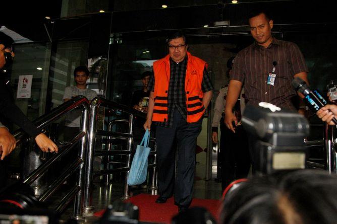 KPK Panggil Pejabat Bank Windu Terkait Kasus Suap Bappebti