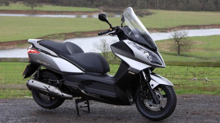 Kawasaki Serius Garap Segmen Skuter Matik